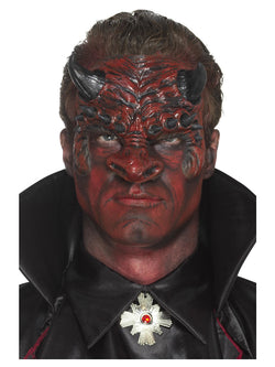 Foam Latex Devil Head Prosthetic - The Halloween Spot