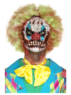Foam Latex Clown Head Prosthetic - The Halloween Spot