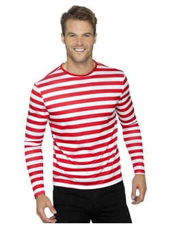 Stripy T-Shirt - The Halloween Spot