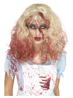 Zombie Bloody Alice Wig - The Halloween Spot