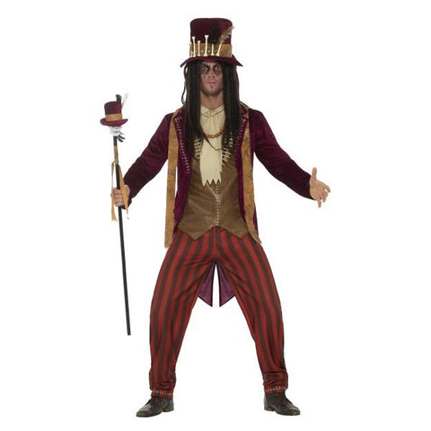 Deluxe Voodoo Witch Doctor Costume