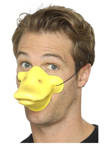 Yellow EVA Duck Beak