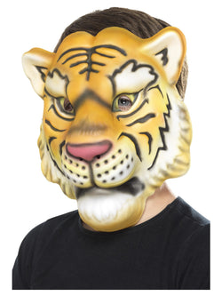 Yellow & Black EVA Tiger Mask