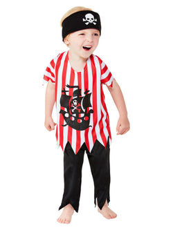 Toddler Jolly Pirate Costume - The Halloween Spot
