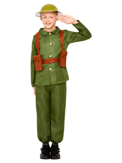 WW1 Soldier Costume - The Halloween Spot