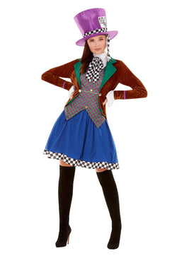 Miss Hatter Costume - The Halloween Spot