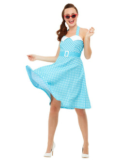 50s Pin Up Costume - The Halloween Spot