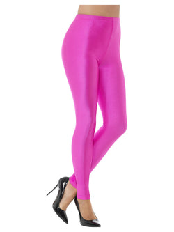 Women's 80s Disco Spandex Leggings - The Halloween Spot