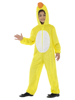 Kid's Yellow Duck Costume