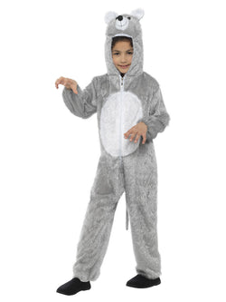 Grey Mouse Costume with jumpsuit