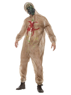 Zombie Biohazard Costume - The Halloween Spot