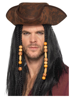 Unisex Pirate Hat