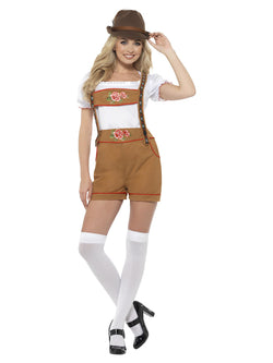 Sexy Bavarian Beer Girl Costume - The Halloween Spot