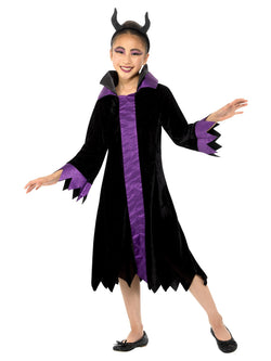 Girls Evil Queen Costume - The Halloween Spot