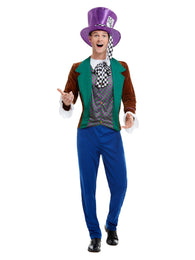 Mad Hatter Costume - The Halloween Spot
