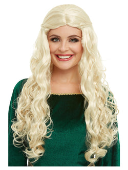 Medieval Dragon Goddess Wig