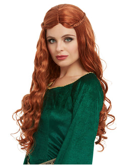 Medieval Princess Wig - The Halloween Spot