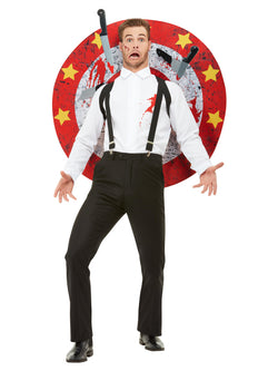 Deluxe Knife Thrower Costume - The Halloween Spot