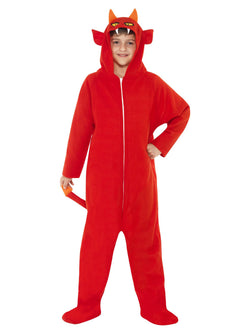 Kid's Devil Costume - The Halloween Spot