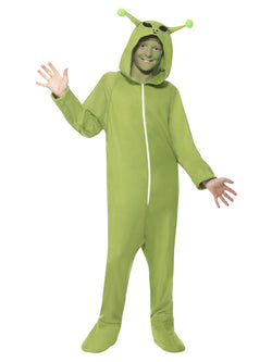 Alien Green Costume