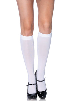 Nylon Knee Highs