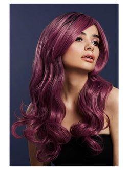 Fever Khloe Wig, True Blend,� Mauve - The Halloween Spot