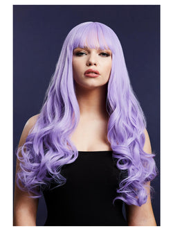 Fever Gigi Wig, Violet - The Halloween Spot