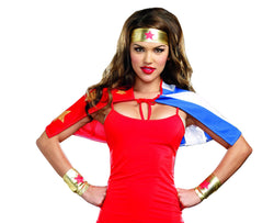 "Women's Hero ""She's My Hero"" Costume Set"