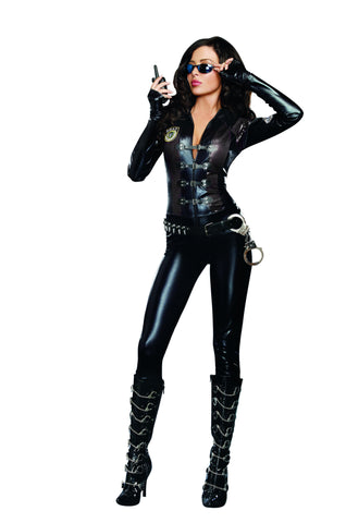 Women's Special Forces Costume - 2 Piece Ops Set