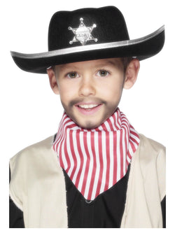 Sheriff Hat - The Halloween Spot