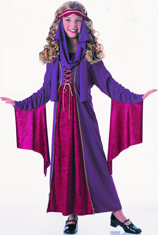 Kids Gothic Princess Costume