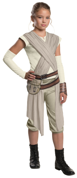 Deluxe Kids Rey Costume Star Wars