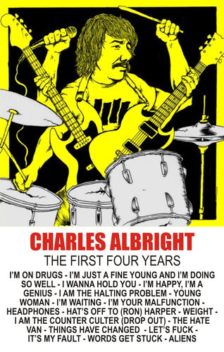 Charles Albright: The First Four Years Cassette