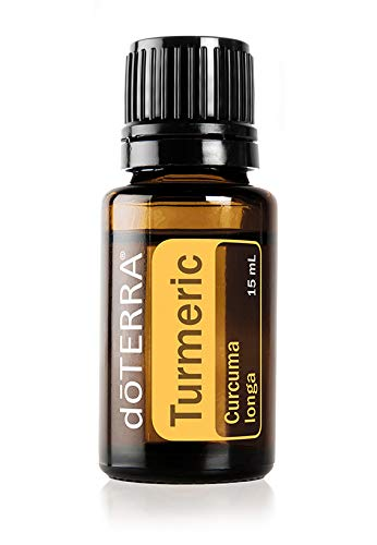 doTERRA - Turmeric Essential Oil - 15 mL