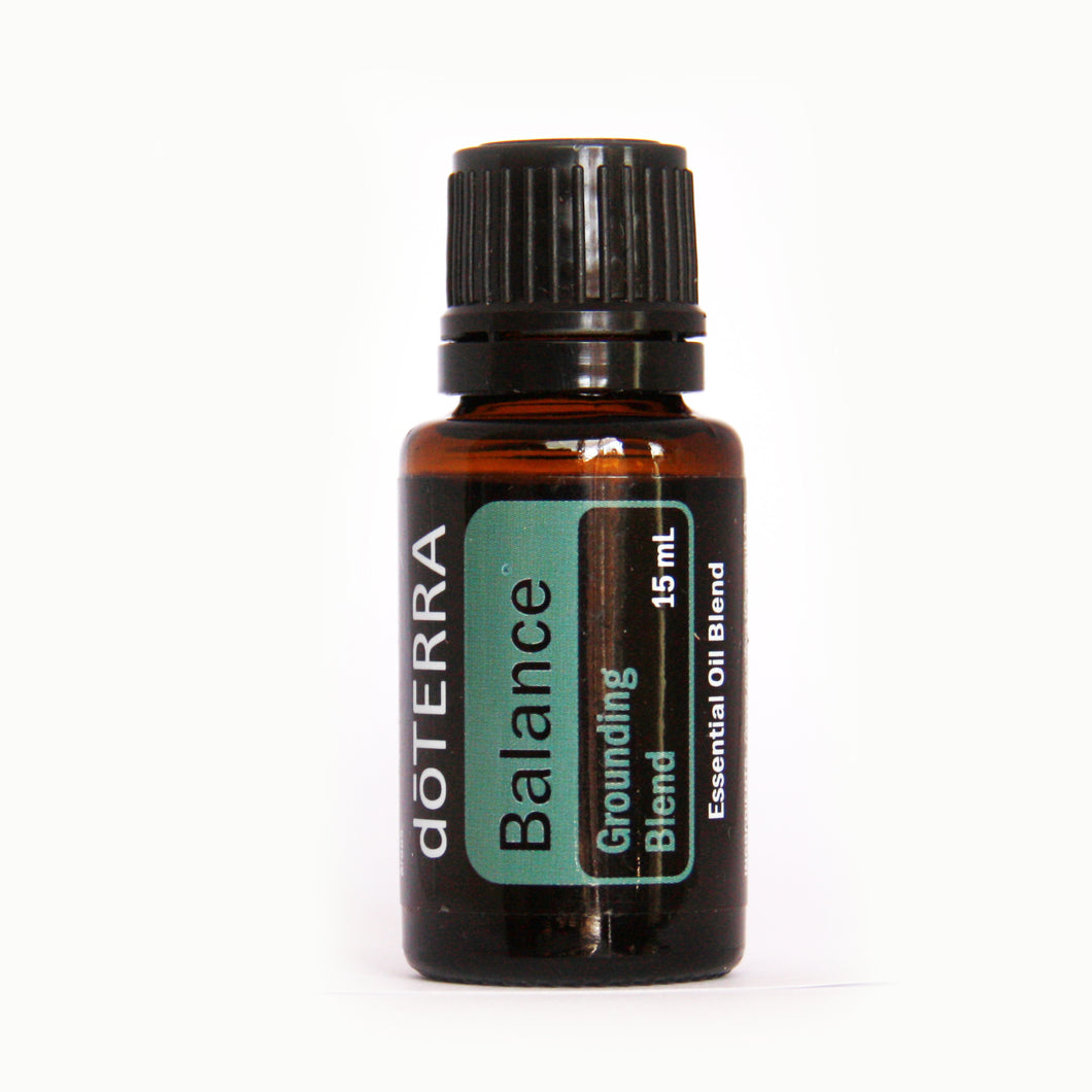 doTERRA - Balance Essential Oil Grounding Blend - Promotes Relaxation - 15 mL