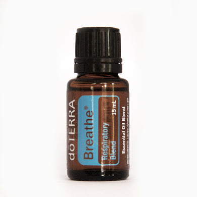 doTERRA - Breathe Essential Oil Respiratory Blend-15ml