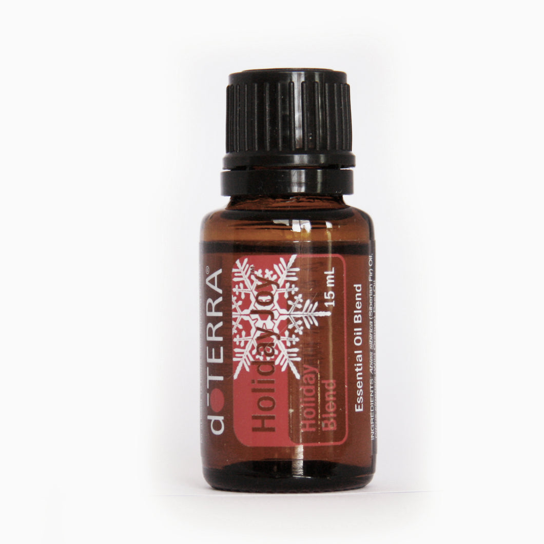 doTERRA - Holiday Joy Essential Oil Holiday Blend - 15 mL