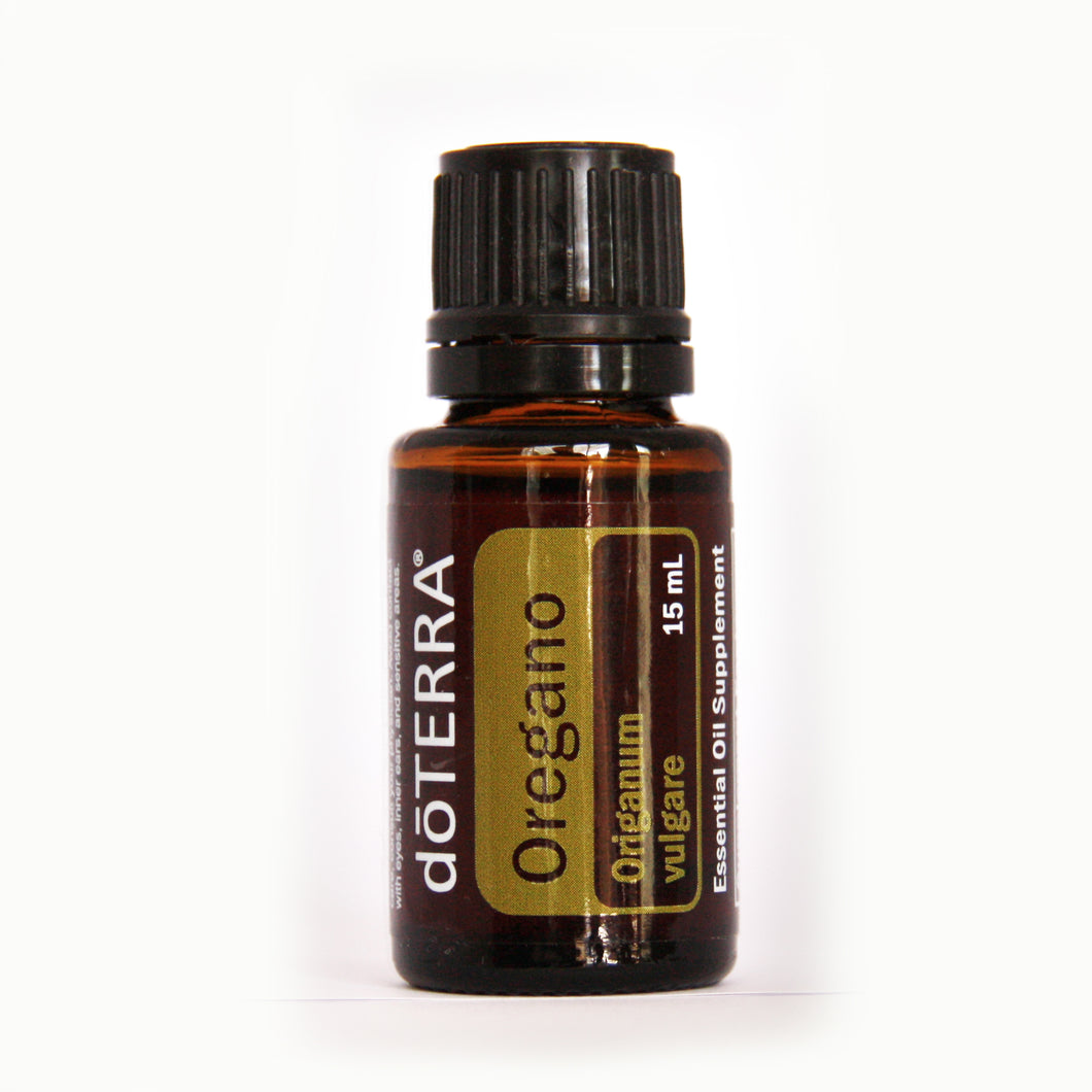 doTERRA Oregano Essential Oil - - 15 ml