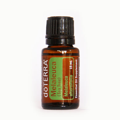 doTERRA Melaleuca Essential Oil  - 15 ml