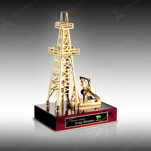Alliance Oil Rig