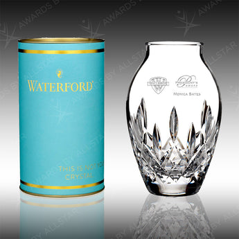 Waterford Candy Vase