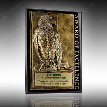 Presidential Eagle Plaque