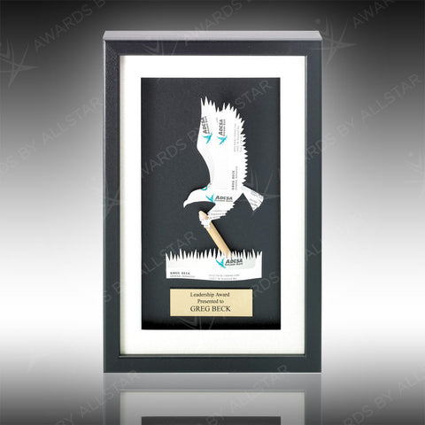 Soaring Eagle Plaque