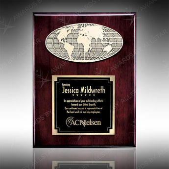 World Plaque