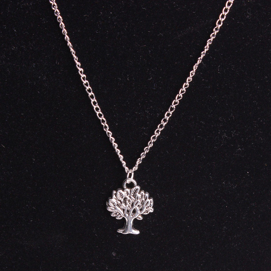 2016 CHIC BEST SELLING Tree Of Life Pendant Necklace Totem Gift Girl Women Wedding Valentines Day LOVE Jewelry