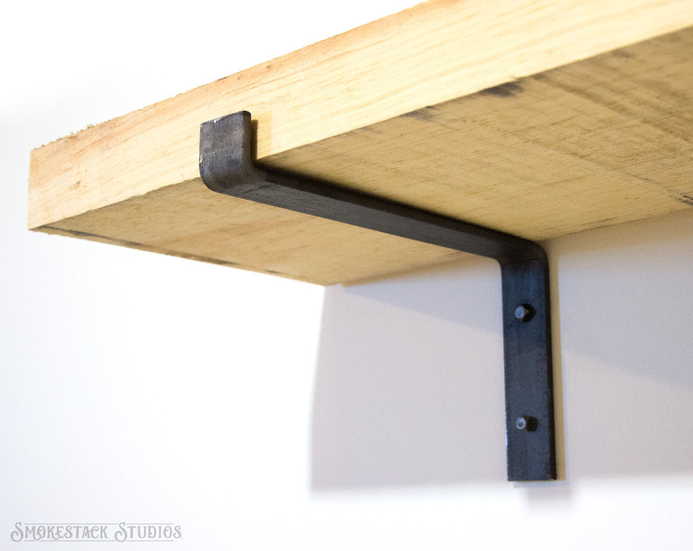 Steel Shelf Bracket