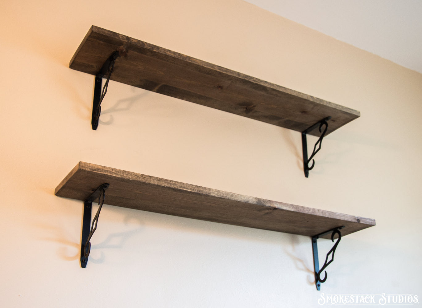 Wide Farmhouse Shelf