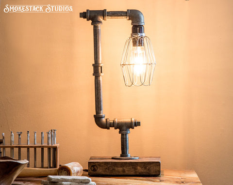 Pipe Lamp (Touch Dimmer)