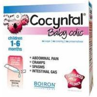 COCYNTAL helps relieve baby colic.