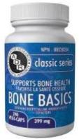 BONE BASICS - essential nutrients for healthy bones 120 caps